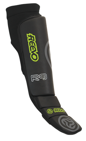 Reevo R9 Greaves Pro MMA Shin & Instep Guards